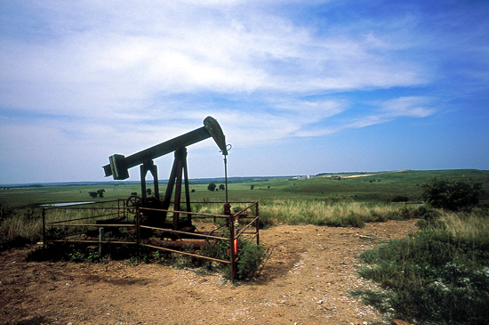 Kansas Oil and Gas Wells for Sale w/ Recorded Production